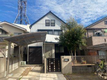 習志野市K様邸 屋根・外壁塗装リフォーム
