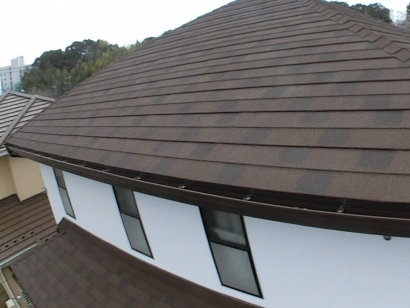 我孫子市屋根葺き替え・外壁塗装から1年点検