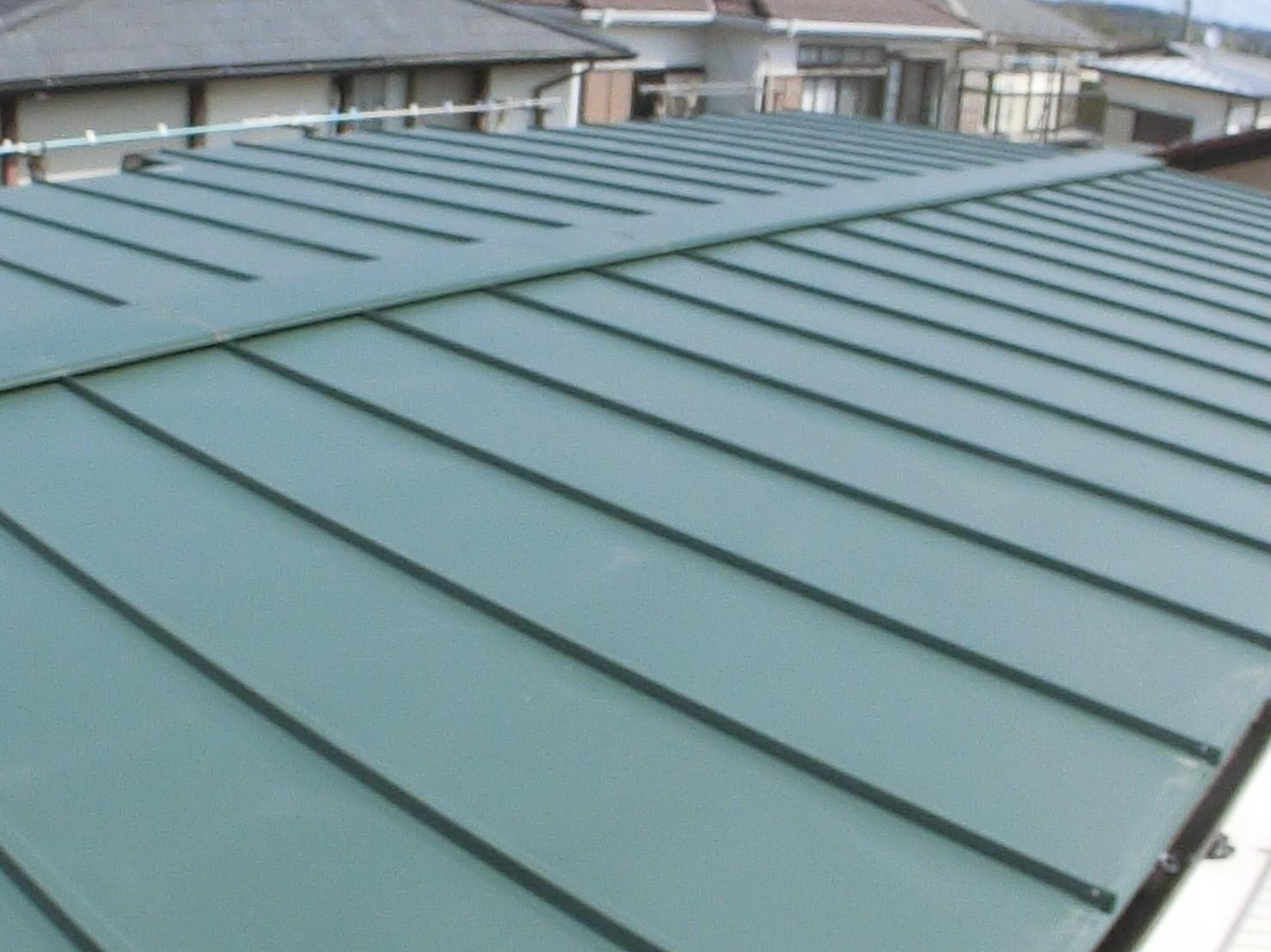 我孫子市にて 屋根塗装・外壁塗装工事から3か月点検