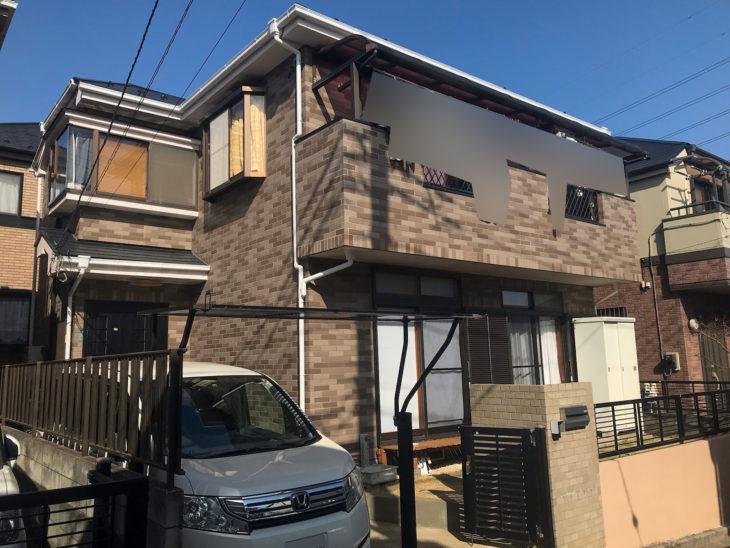 船橋市K様邸 屋根・外壁塗装リフォーム