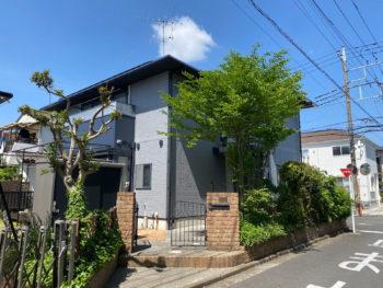 野田市K様邸 屋根・外壁塗装リフォーム