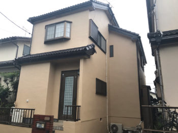 船橋市H様邸 屋根・外壁塗装リフォーム